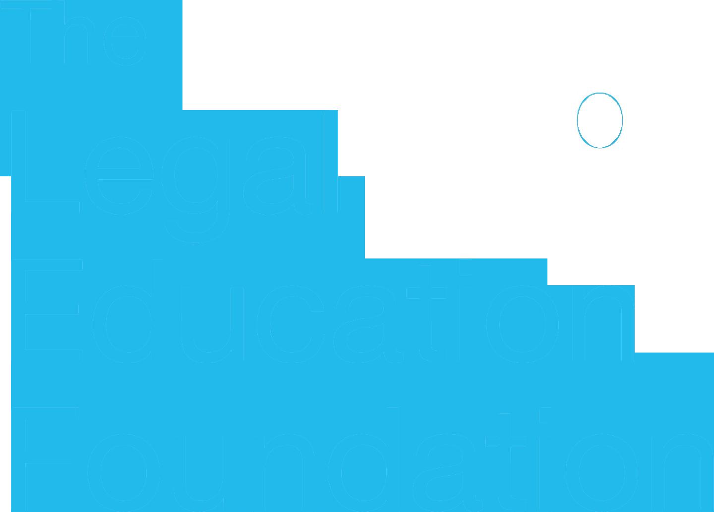 The Legal Education Foundation logo