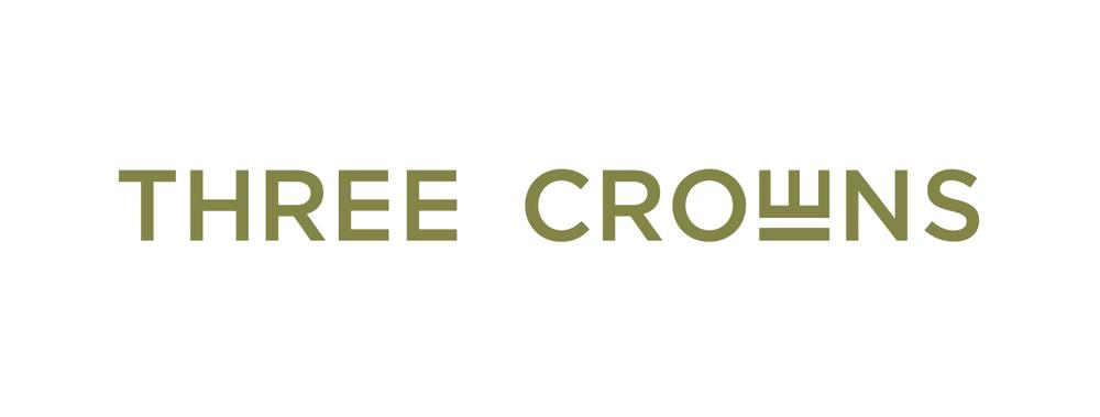 Three Crowns logo